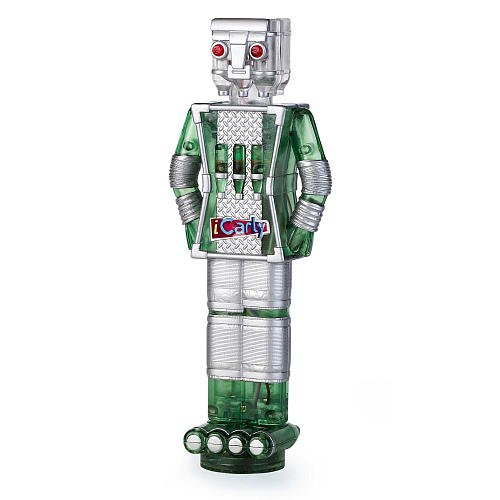 iCarly Spencer's Robot Voice Changer