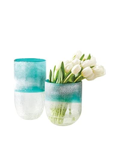 Rory Line Sunset Set of 2 Vases