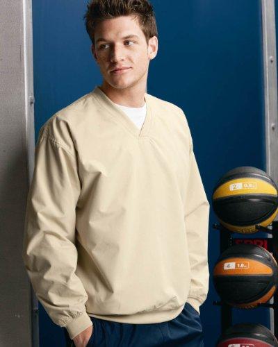 Badger Sportswear Adult Microfiber Windshirt