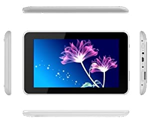 "Astro Queo 7"" Android Tablet (4GB Memory, Wifi, A13, 7 Inch Multi Touch 5 Point Screen)"