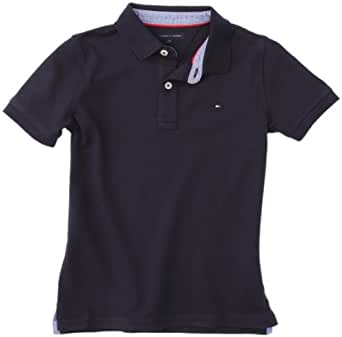 tommy hilfiger baby boys short sleeve polo shirt amazon. Black Bedroom Furniture Sets. Home Design Ideas