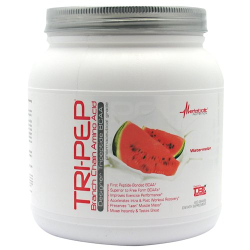 Metabolic Nutrition Tri-Pep 40 Portions BCAA