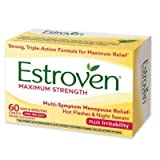 Amerifit - Estroven Maximum Strength, 60 caplets