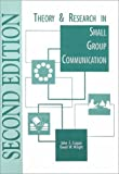 Theory and Research in Small Group Communication (0808772864) by Wright, David W.