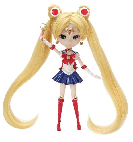 Pullip Dolls Sailor Moon Doll, 12'