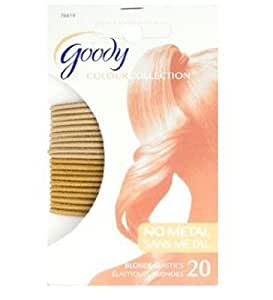 goody colour collection no metal blonde