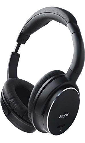 H501 Active Noise Cancelling Over-ear Headphones