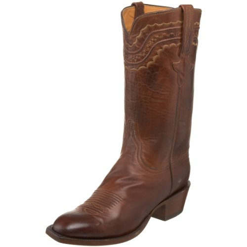 Lucchese Classics Men's L1598.13 Western Boot,Tan,7.5 D US