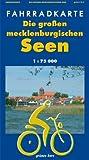 Die großen mecklenburgischen Seen 1 : 75 000 Fahrradkarte: Mit UTM-Gitter für GPS Picture