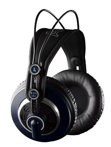 Best Price! AKG K 240 MK II Stereo Studio Headphones