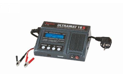 Graupner-6468-Zubehr-Ultramat-16S-Li-Pb-NiMH-Ladegert
