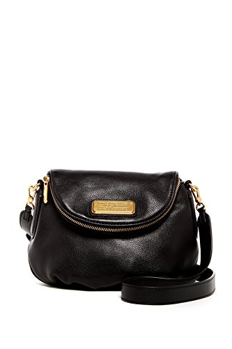 Marc by Marc Jacobs New Q Mini Natasha Cross-Body Bag, Black