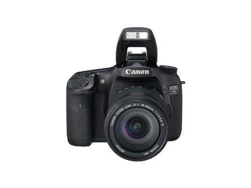 Canon EOS 7D Digital SLR Camera (Inc EF-S 18-135mm f/3.5-5.6 IS Lens Kit)