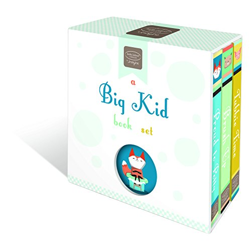 Big Kid Book Set, By Kathy Ireland Baby, Toddler And Kids By Imagine