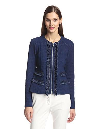 Nanette Lepore Women's Dreamy Denim Jacket