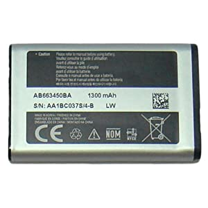Amazon.com: OEM SAMSUNG AB663450BA BATTERY FOR SAMSUNG