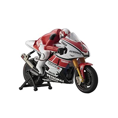 Kyosho MC-01 r/s YZR-M1 2011 No.1 WGP 50th Anniversary YAMAHA Vehicle