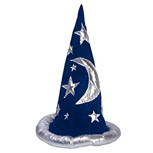 Wizard Hat Wizards from Rhode Island Novelty