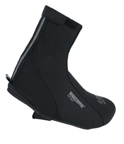 Gore Bike Wear Men's Road Gore-Tex  Thermo Overshoes,Black,9