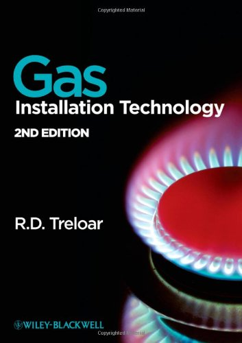 Gas Installation Technology - Wiley-Blackwell - 1405189584 - ISBN:1405189584