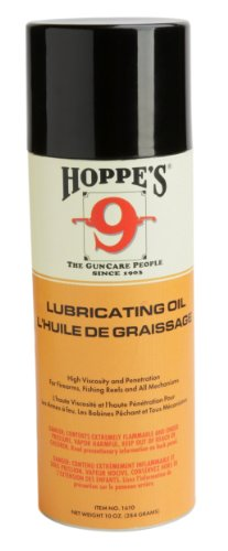 Hoppe's No. 9 Lubricating Oil, 10 oz. Aerosol Can (Hoppe Oil compare prices)