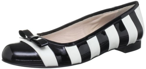 Sonia Rykiel Women's Black Ballet Flats 4 UK