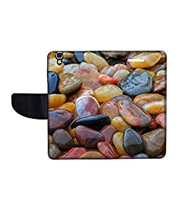 KolorEdge Printed Flip Cover For Micromax Yureka Multicolor - (55KeMlogo10358MmxYureka)