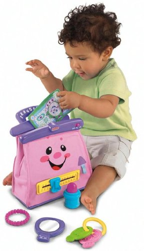 Fisher-Price Laugh And Learn My Pretty Learning Purse Review