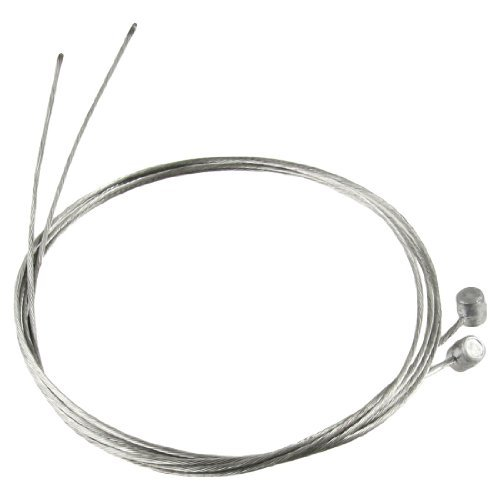 Dimart 2 Pcs 30 Length Bike Bicycle Repair Part Front Brake Cable Steel Wire