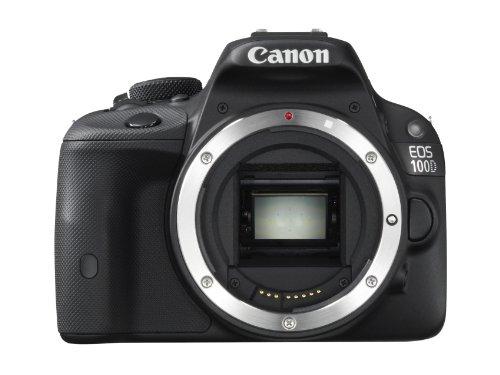 Canon-EOS-100D-Body-Fotocamera-Reflex-Digitale-18-Megapixel-Nero-Canon-EF-50-mm-f18-STM-Obiettivo-con-Lunghezza-Focale-Fissa