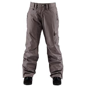 Buy Bonfire Safari Ladies Snowboard Pants Medium Iron B by Bonfire