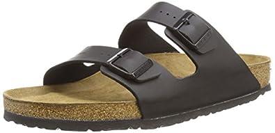 Birkenstock Arizona, Unisex-Adults' Sandals, Black (SCHWARZ), 35 EU, 2 UK Normal