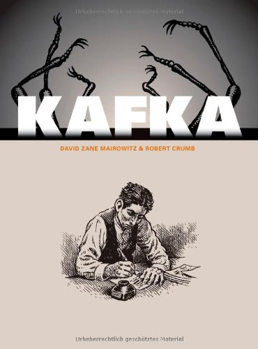 David Zane Mairowitz – Robert Crumb: Kafka