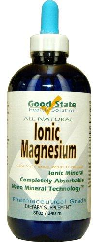 Magnesium Liquid Ionic Minéraux (60 Days At