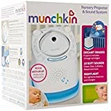 Munchkin Nursery Projector and Sound System baby gift idea