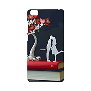 BLUEDIO Designer Printed Back case cover for Coolpad Note 3 - G0854