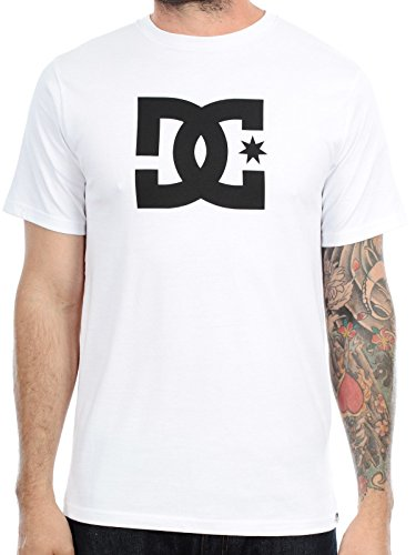T-Shirt DC Shoes: Basic SS E 20'S Star WH M