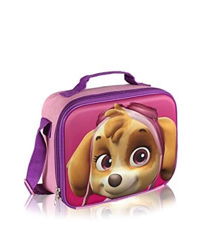 Paw Patrol Bolsa porta alimentos Portameriendas Térmico 3D Patrulla Canina Skye Rosa