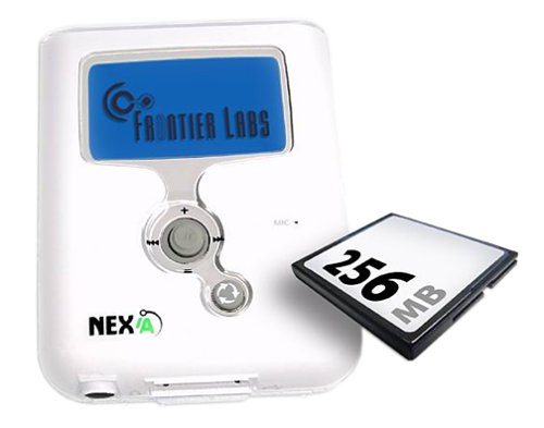 Frontier Labs NEX iA 256 MB MP3 Player