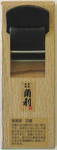 角利 ミニ鉋 芯樫 42×150mm