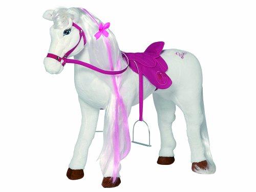 Happy-People-58035-Barbie-Plschpferd-Majesty