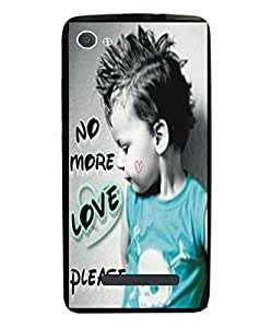 Techno Gadgets Back Cover for Oppo Neo 5