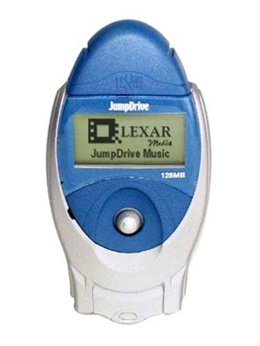 Lexar Media 128MB JumpDrive Music USB Drive MP128-231B0000VYJRY