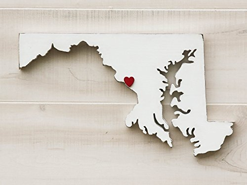 maryland-state-shape-wood-cutout-sign-wall-art-21-wide-20-paint-colors-personalized-with-choice-of-w