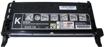 Epson C13S051165 Cartouche de toner pour AcuLaser C2800 Noir