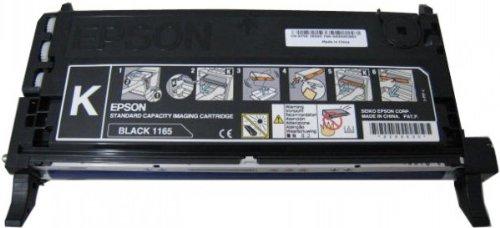 Epson Standard Capacity Toner for AcuLaser C2800 - Black Black Friday & Cyber Monday 2014