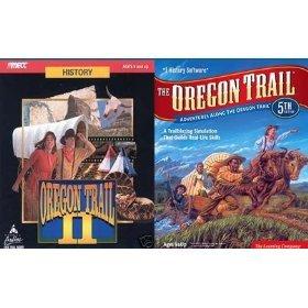 Oregon Trail 2-pack: Oregon Trail II & Oregon Trail 5th Edition