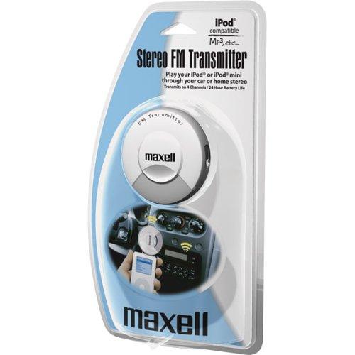 Maxell P-13 Stereo Fm Transmitter