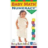 Bee Smart Baby: Baby Math Numeracy [VHS] ~ Baby Math