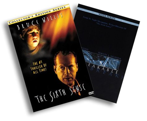 The Sixth Sense [DVD] [Import]